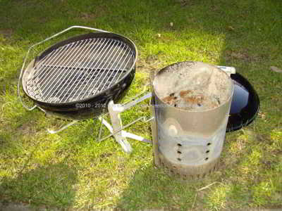 Weber Holzkohlegrill Smokey Joe : A weber smokey joe grill is a small grill that cooks big